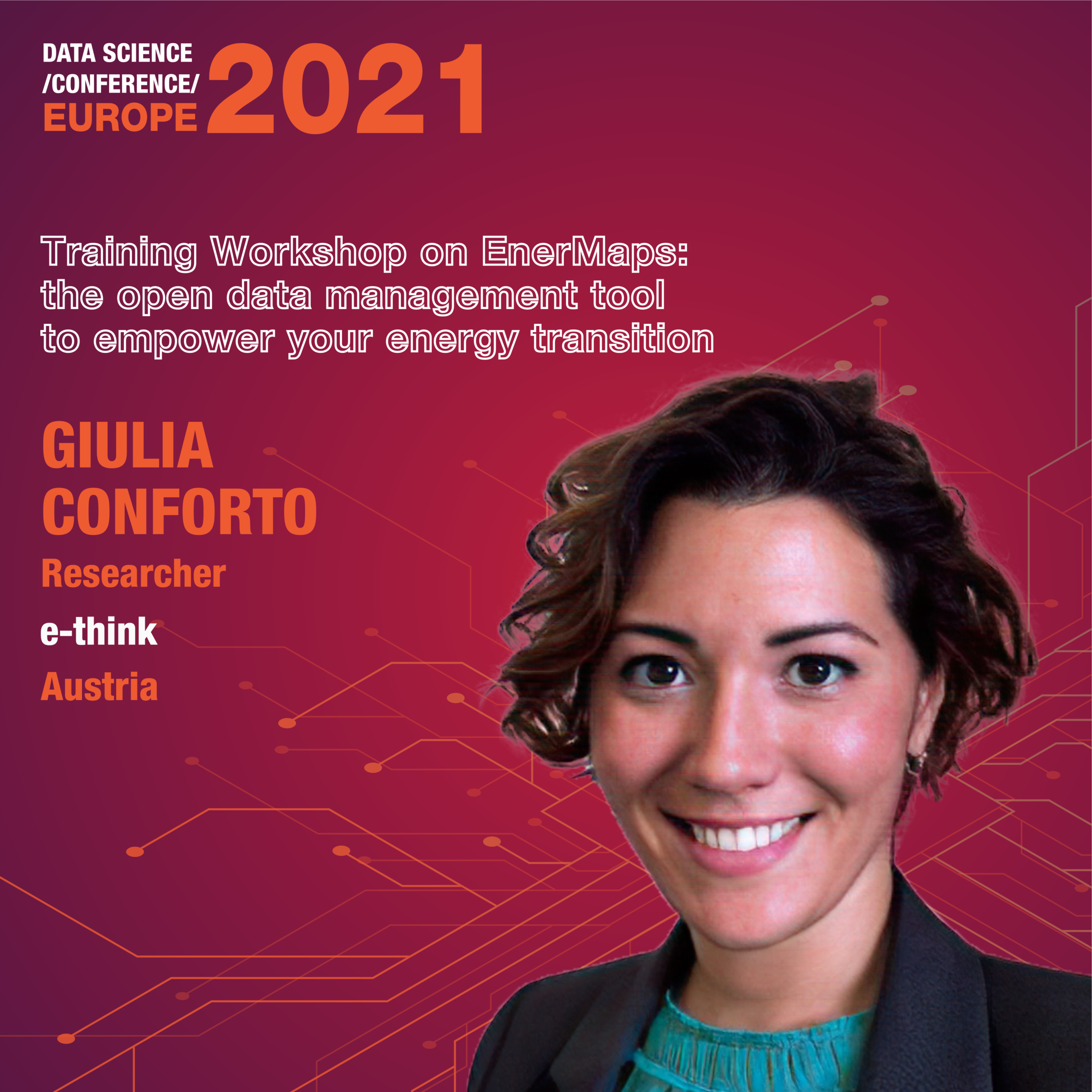 Data Science Conference Europe: Online training session